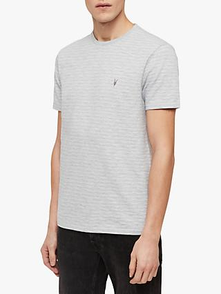 AllSaints Mana Short Sleeve Stripe T-Shirt