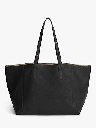0a4b9cdd16 Gerard Darel Simple Two Leather Tote Bag