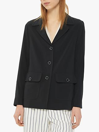 Gerard Darel Sabrina Jacket, Blue