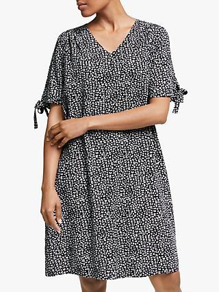 f1cf4ccb1c4 Collection WEEKEND by John Lewis Leopard Print Smock Dress