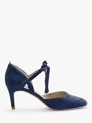 86a63481dad Boden Lavinia Tie Low Heel Court Shoes