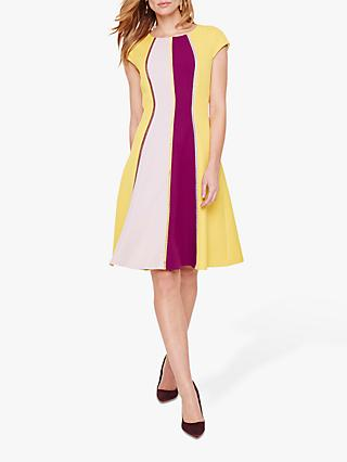 Damsel in a Dress Remi Colour Block Dress, Multi