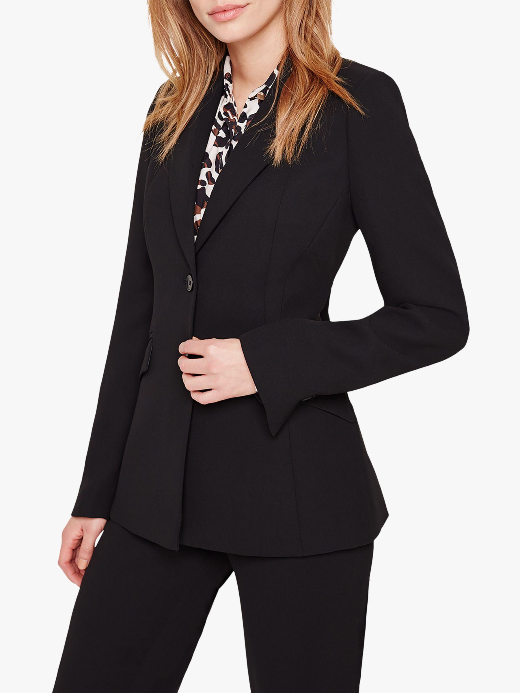 Damsel in a dress Damsel in a Dress City Suit Jacket, Black