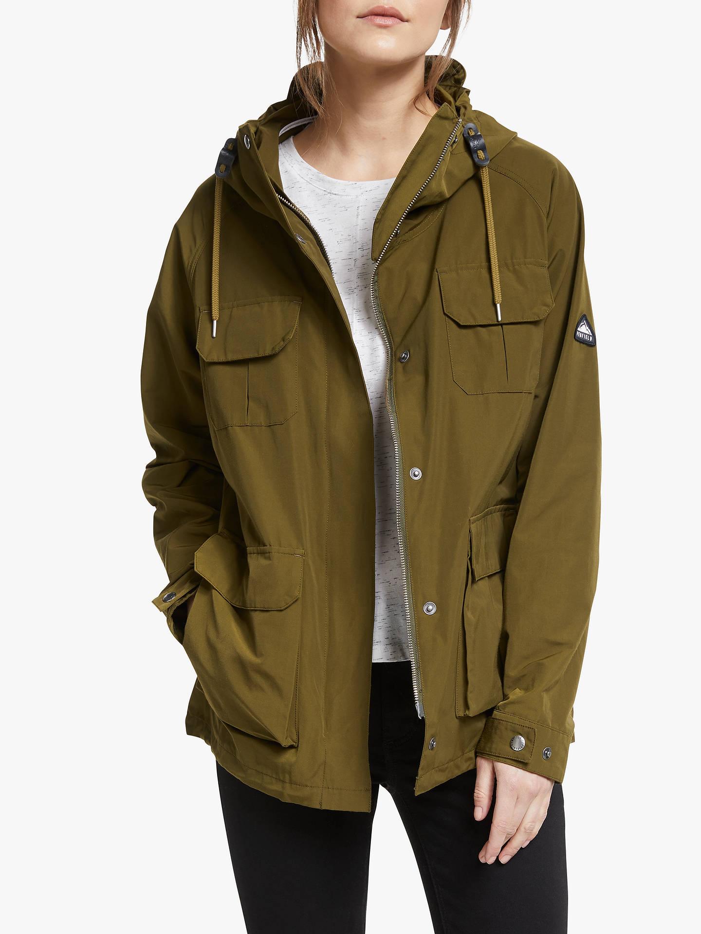 c510ac105 Penfield Vassan Jacket | Olive at John Lewis & Partners