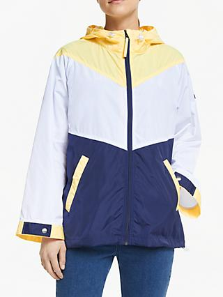 Penfield Kaplan Parka Jacket, Yellow/Blue