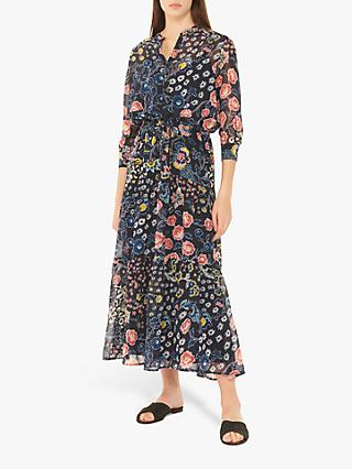 Gerard Darel Gwyneth Dress, Blue