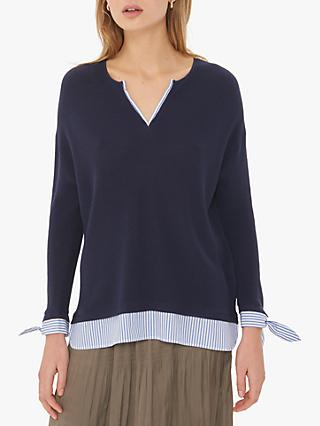 Gerard Darel Juliane Jumper, Navy