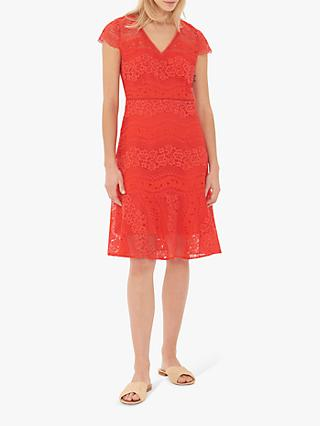 Gerard Darel Gwenaelle Floral Dress, Apricot