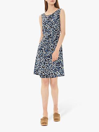Gerard Darel Gaston Dress, Blue/Multi