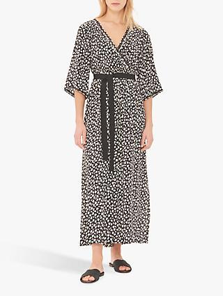 05f71955fab0 Gerard Darel Gloria Floral Kimono Maxi Dress