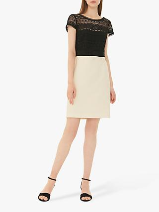Gerard Darel Grazia Dress, Beige/Black