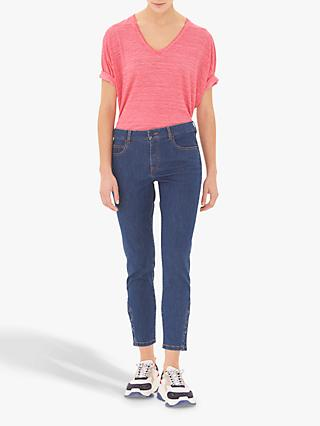 Gerard Darel Nancy Ankle Grazer Jeans, Blue