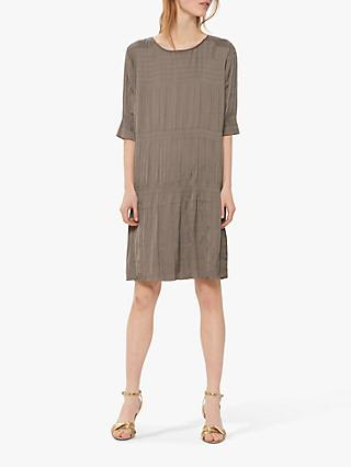 Gerard Darel Gordon Layered Dress, Khaki