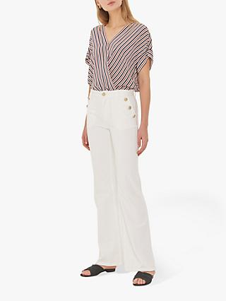 Gerard Darel Natacha Jeans, White