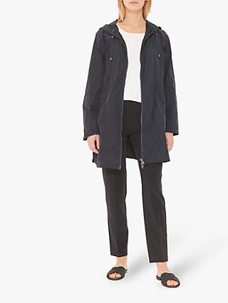 Gerard Darel Leni Trench Coat, Navy