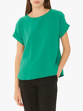 Gerard Darel Estevan Blouse, Green