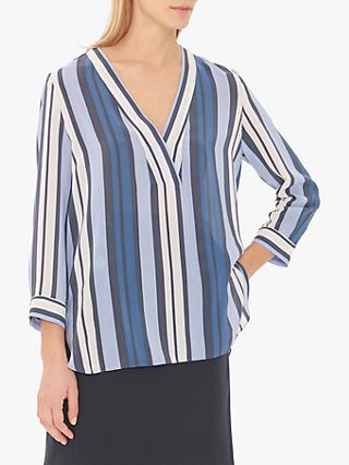 Gerard Darel Emily Blouse, Blue/Multi