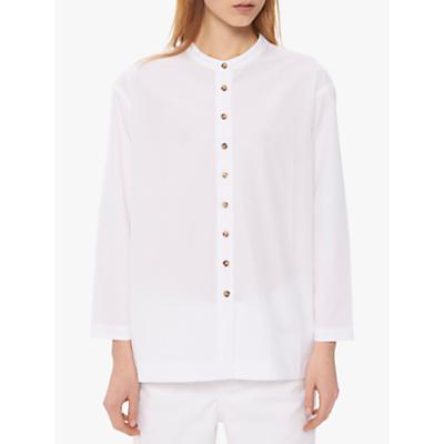 Gerard Darel Etan Relaxed Shirt, White