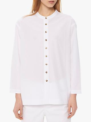 Gerard Darel Etan Relaxed Shirt, White