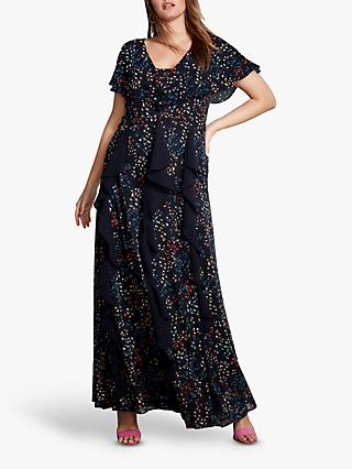 Studio 8 Audrina Maxi Dress, Multi
