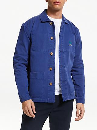 cc141672f79 Maison Labiche Palmier Worker Jacket