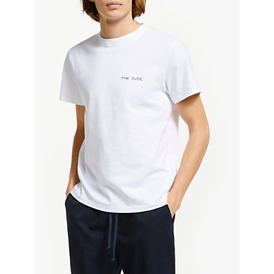 Maison Labiche The Dude T-Shirt, White