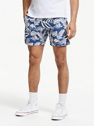 1c82e2f9d96 Maison Labiche Palm Print Swim Shorts