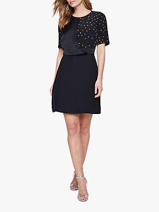 Damsel in a Dress Jasmin Neon Stud Tunic Dress, Multi