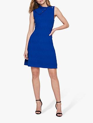 Damsel in a Dress Alivia Cable Knit Dress, Colbalt