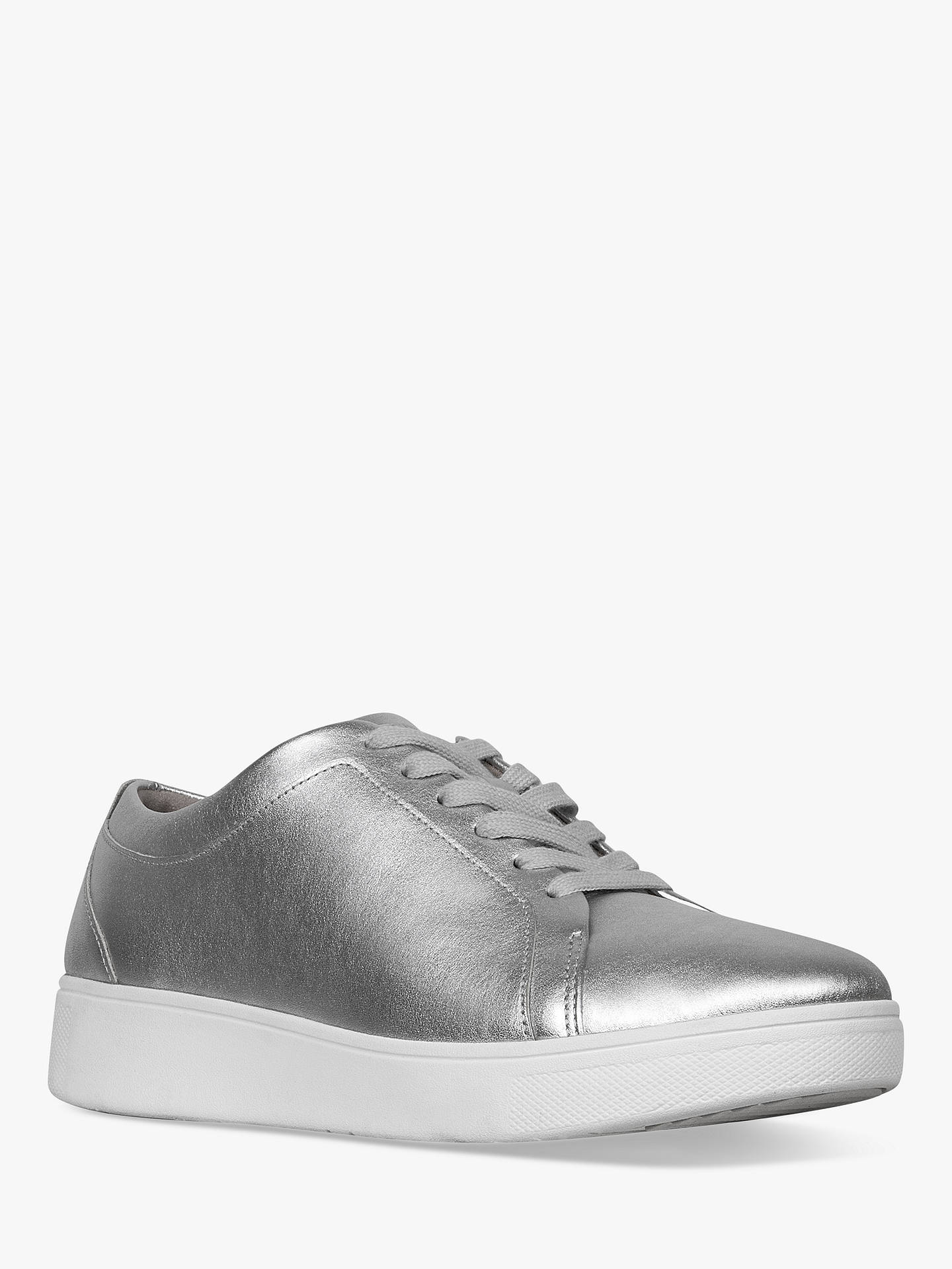 37cf7ead0 FitFlop Rally Lace Up Trainers at John Lewis   Partners