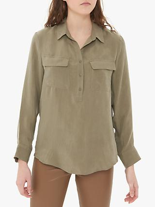 Gerard Darel Edy Blouse, Green