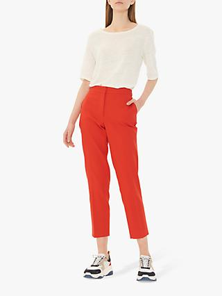 Gerard Darel Neel Trousers, Red