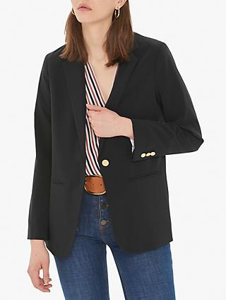 Gerard Darel Stella Jacket, Black