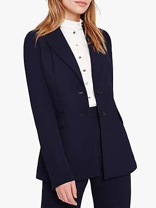 Damsel in a Dress Isabella Suit Jacket, Navy