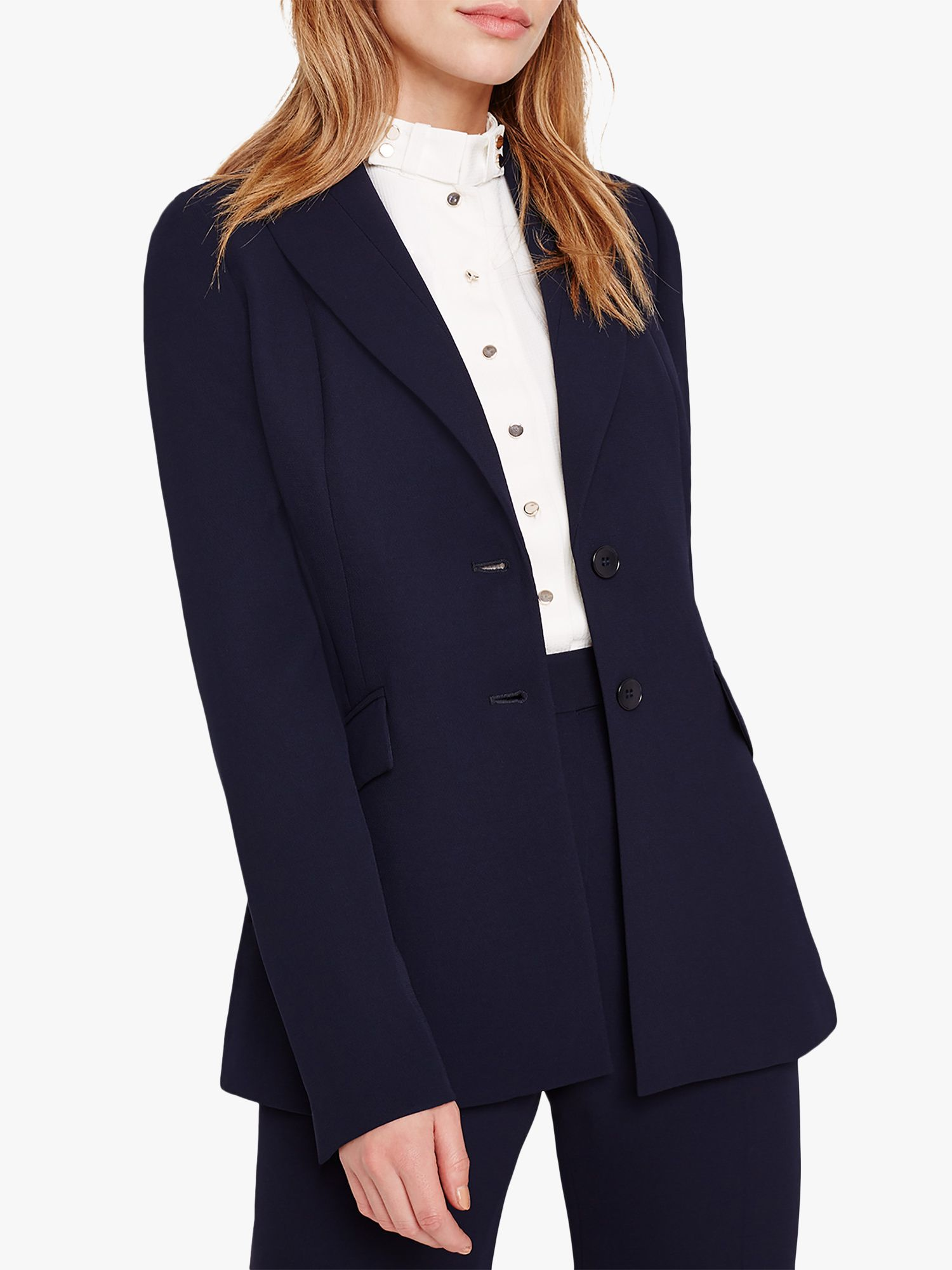 Damsel in a dress Damsel in a Dress Isabella Suit Jacket, Navy