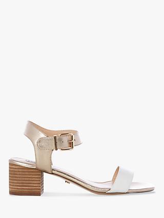 95fb9800a Dune Izzi Block Heel Sandals