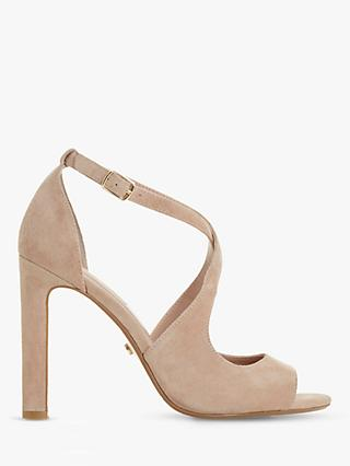 Dune Mistey Block Heeled Sandals