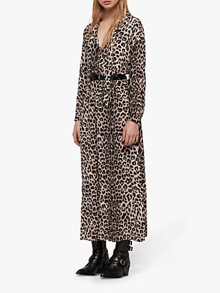 AllSaints Kristen Leppo Dress, Multi
