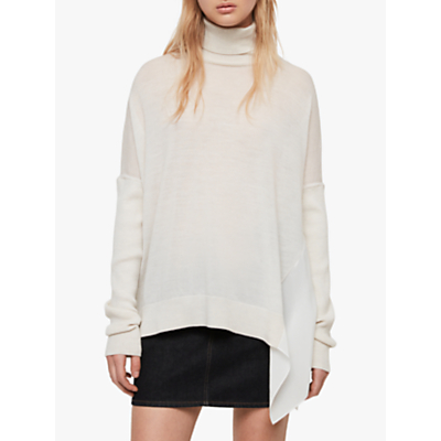 AllSaints Alda Roll Neck Jumper