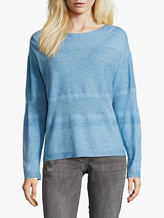 Betty Barclay Crochet Panel Jumper