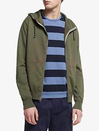 464b8f2c3aa4b Save Khaki United Supima Fleece Zip Hooded Sweatshirt