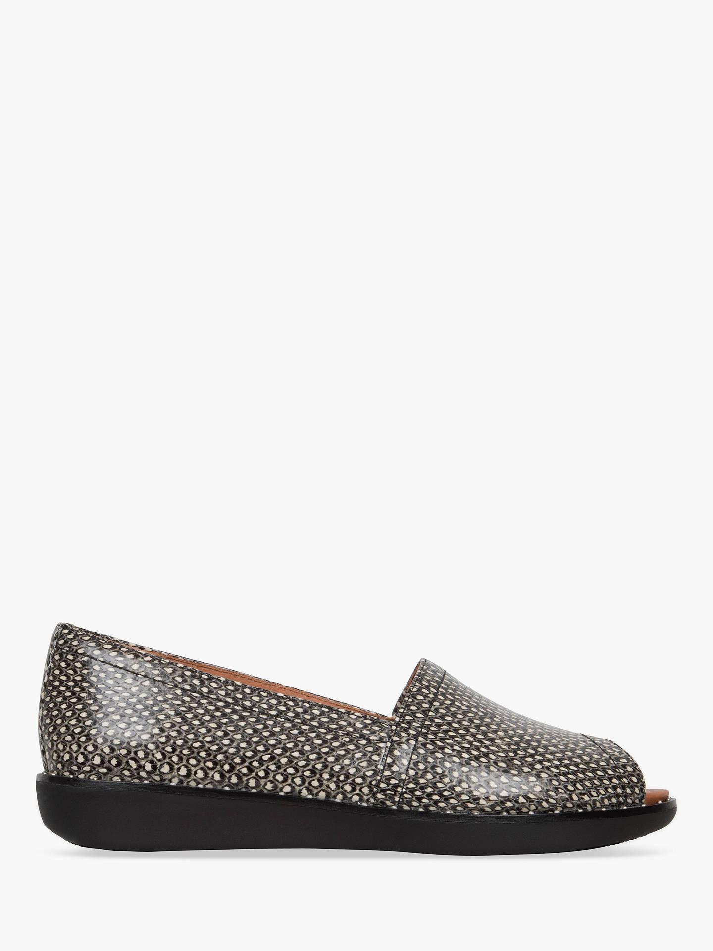 74e189528489e Buy FitFlop Nadia Peep Toe Loafers