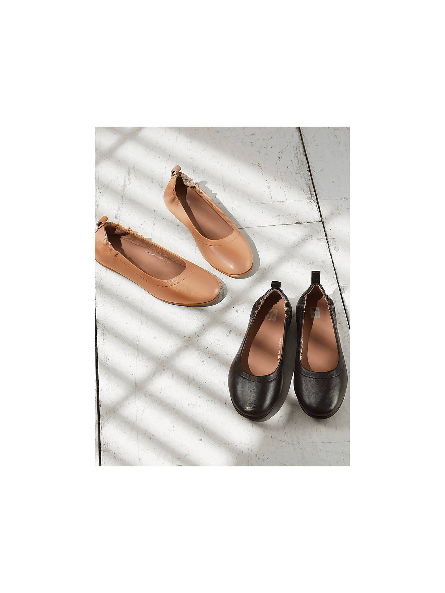 Fitflop Allegro Flat Pumps At John Lewis Partners