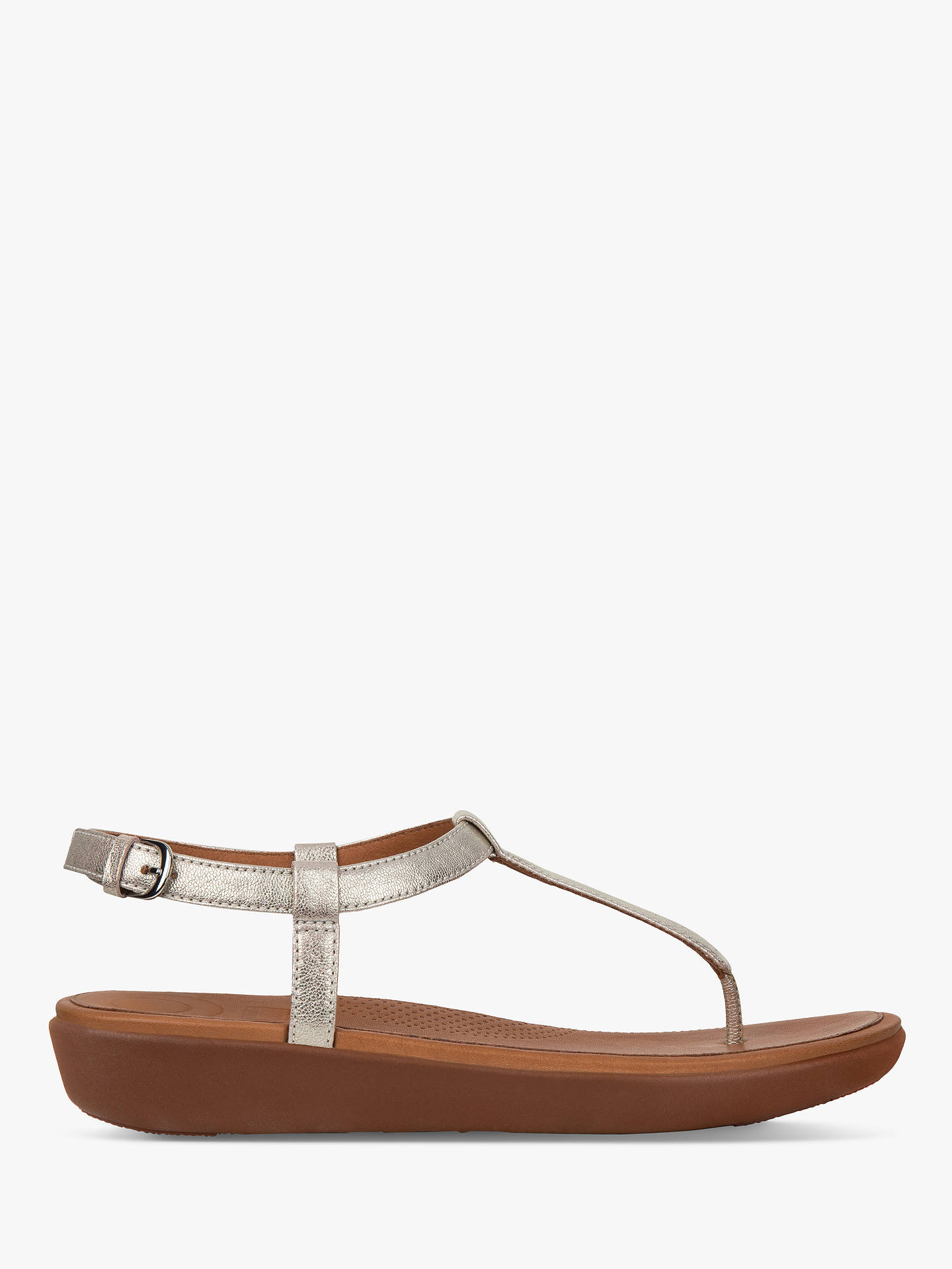 b6252e11cc79 FitFlop Tia Toe Post Sandals at John Lewis   Partners