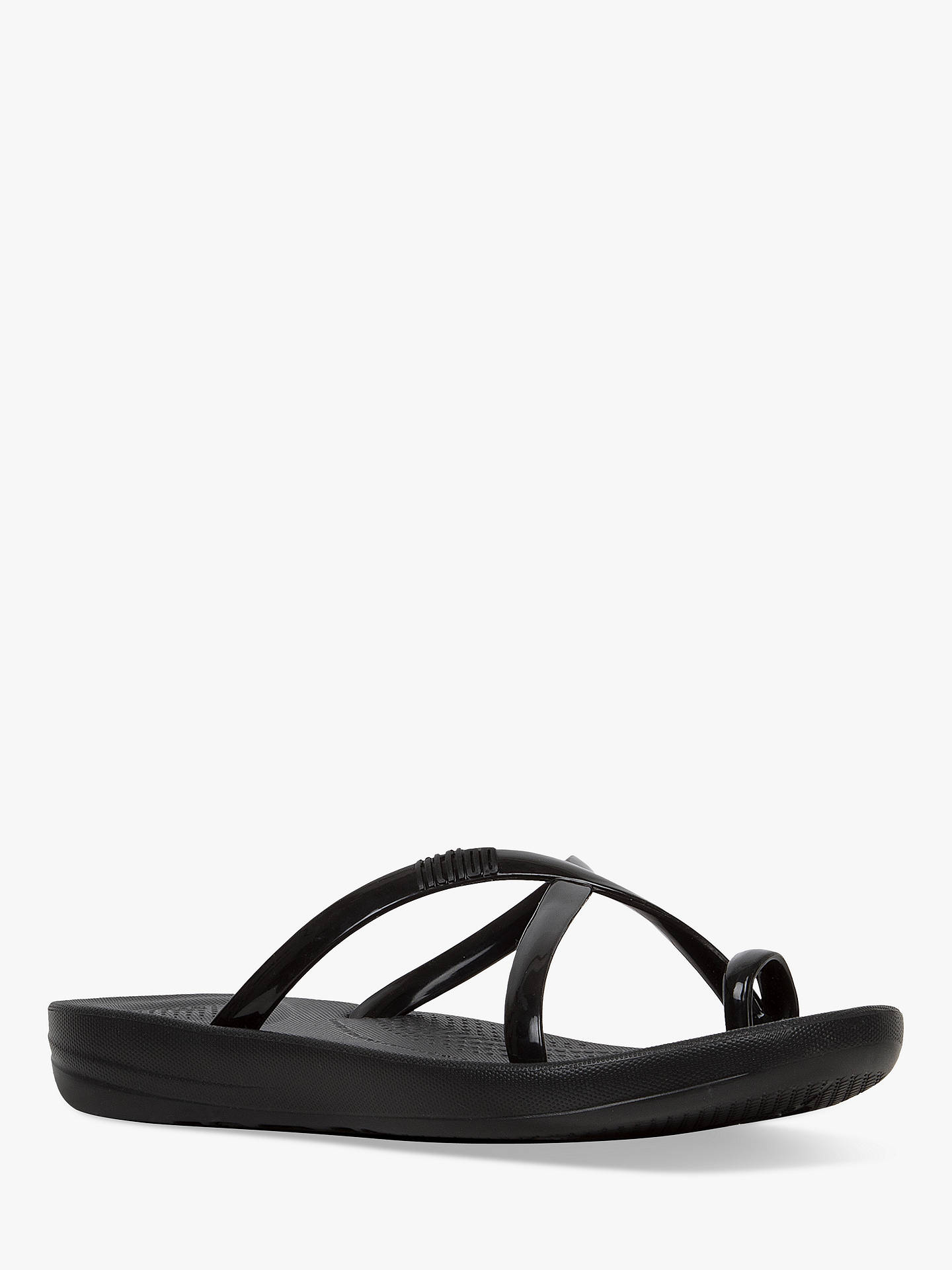 e90291aeb6 FitFlop Iqushion Wave Slide Sandals at John Lewis   Partners