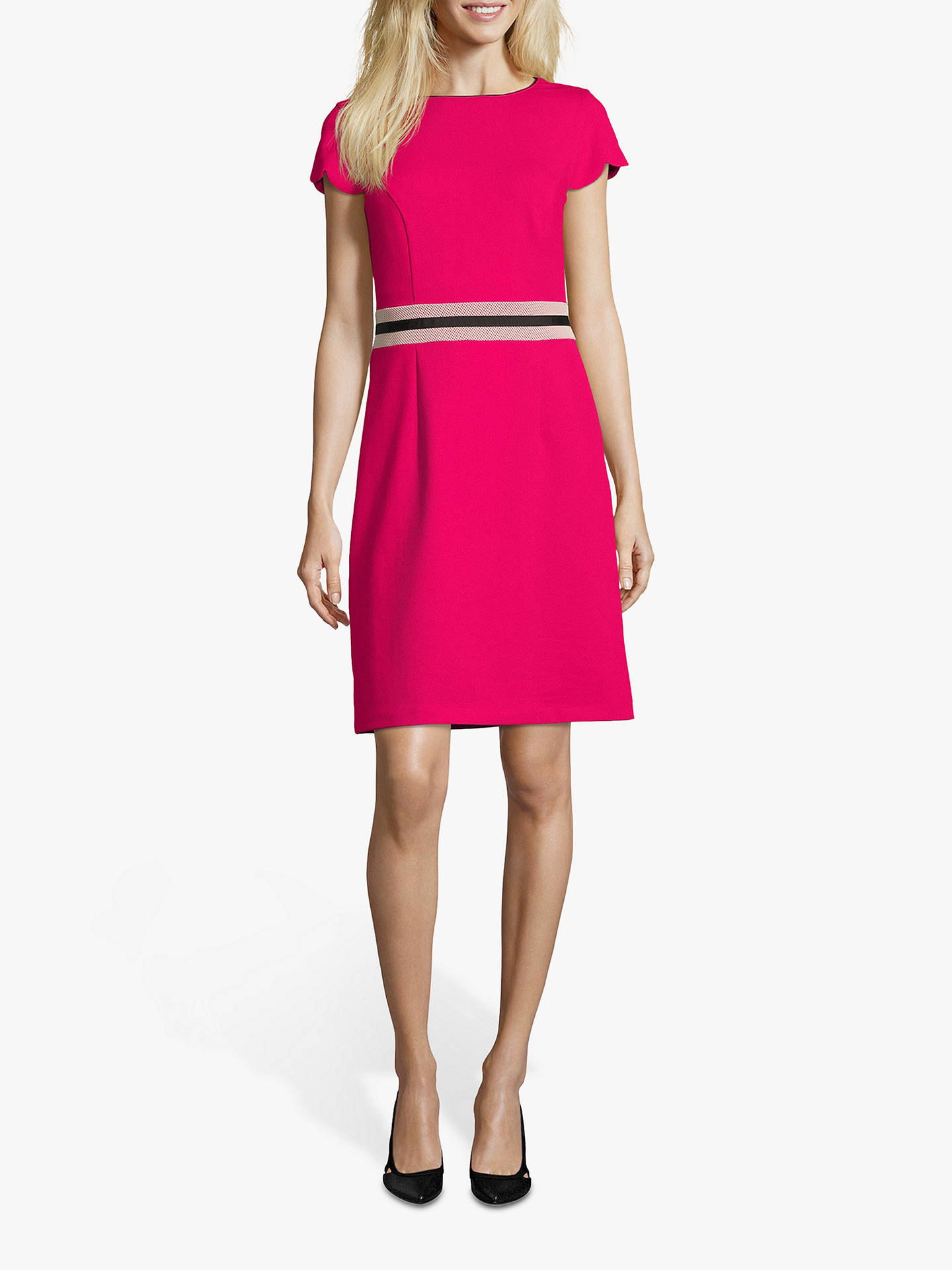 7792c8a0ca Buy Betty Barclay Stripe Detail Jersey Shift Dress