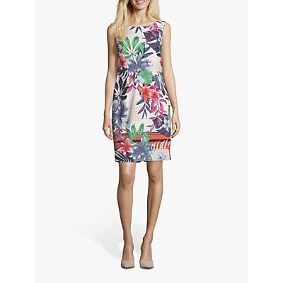 Betty & Co. Floral Print Dress, Multi