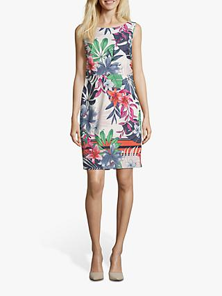 Betty & Co. Floral Print Dress, Multi