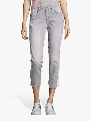 Betty & Co. Cropped Skinny Jeans
