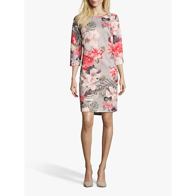 Betty & Co. Floral Jersey Dress, Multi
